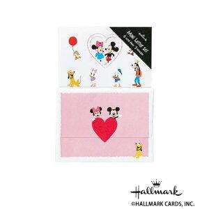ディズニー 便箋封筒セット ミニセット パルスハート 6セット 756185オススメ 送料無料 生活 雑貨 通販