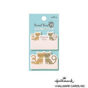 付箋 Tネコのしっぽ 6セット 755614おすすめ 送料無料 誕生日 便利雑貨 日用品