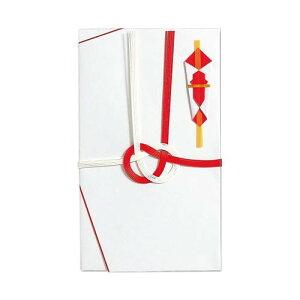 ふろしき折りタイプのベーシックなデザインのご祝儀袋です。 生産国:ベトナム 商品サイズ:約105×185mm 仕様:中袋なし セット内容:5枚×20セット
