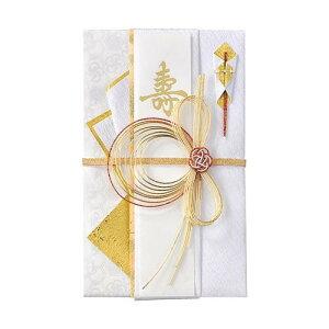 オシャレなデザインのご祝儀袋です。 生産国:ベトナム 商品サイズ:約120×195mm 仕様:中包付(赤線入)金額目安:1万円~10万円くらいまで