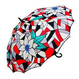 da mon de シームレス(一枚張り)長傘 60cm 大正ロマン DA-2075人気 お得な送料無料 おすすめ 流行 生活 雑貨