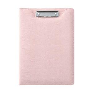 クロスペーパークリップファイル A4 ピンク ZVF295Pおすすめ 送料無料 誕生日 便利雑貨 日用品