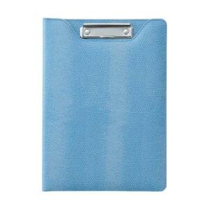クロスペーパークリップファイル A4 ブルー ZVF295Aおすすめ 送料無料 誕生日 便利雑貨 日用品
