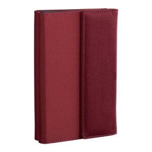 キーワード デュアルリングバインダー 聖書サイズ ワイン WWB5008Zお得 な全国一律 送料無料 日用品 便利 ユニーク