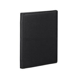 ビジネススリムバインダー A5 20穴 ブラック QE160Bおすすめ 送料無料 誕生日 便利雑貨 日用品