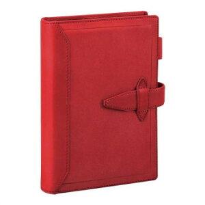 システム手帳 聖書サイズ レッド DB3014Rおすすめ 送料無料 誕生日 便利雑貨 日用品