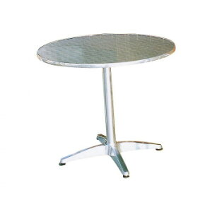 アルミテーブル丸 YTS1-80 32616人気 お得な送料無料 おすすめ 流行 生活 雑貨