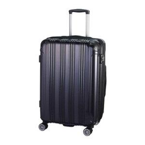 24インチ キャリーケース 約74〜86L S19-D-703 カーボンネイビー人気 お得な送料無料 おすすめ 流行 生活 雑貨