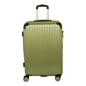 24インチ キャリーケース 約76L(約85L) S19-D-706 ゴールドおすすめ 送料無料 誕生日 便利雑貨 日用品