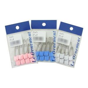 クリッピン ジュニア 8個入×18 ブルーおすすめ 送料無料 誕生日 便利雑貨 日用品