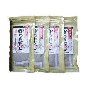 山吉國澤百馬商店 鰹節屋のかつおだし(8g×10包入)×4袋 化粧箱入り人気 お得な送料無料 おすすめ 流行 生活 雑貨