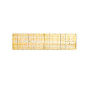 手芸・クラフト・生地関連商品 クロバー オムニグリッド定規 15×60cm 57-623 オススメ 送料無料