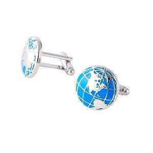 アイデア 便利 グッズ カフスボタン 地球儀 700-011 お得 な全国一律 送料無料