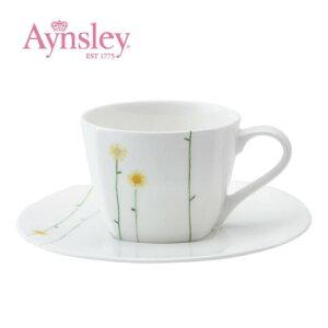 Aynsley(エインズレイ) デイジーチェーン カジュアルダイニング ティーカップ&ソーサー(C/S) DASY31006 オススメ 送料無料 生活 雑貨 通販