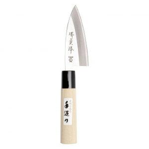 小出刃包丁165mm 堺貞峰 家庭用包丁 ステンレス 日本製 S-316 オススメ 送料無料 生活 雑貨 通販