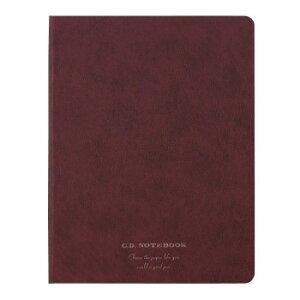 アピカ APICA 紳士なノート プレミアムCDノート ハードカバー ブックバンド付き A5 5mm方眼罫 レッド1冊 CDS251S人気 お得な送料無料 おすすめ 流行 生活 雑貨