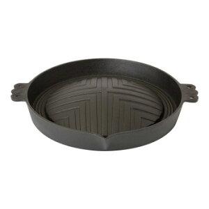 ジンギスカン鍋 深型 口付 29cm Y-11 人気 商品 送料無料