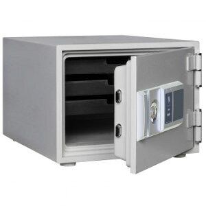 アイデア 便利 グッズ家庭用耐火金庫 カード式 RC30-S お得 な全国一律 送料無料