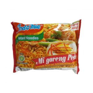 アイデア 便利 グッズ インドミー インスタント麺 激辛ミーゴレン 80g 40袋セット 1818 お得 な全国一律 送料無料
