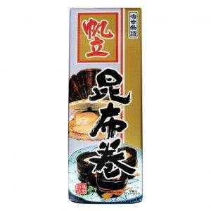 北海道産の昆布を使用した帆立の昆布巻です。 生産国:日本 内容量:150g 賞味期間:180日