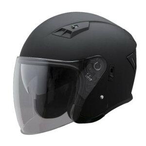 ヘルメット関連 ユニカー工業 Wシールド ジェットヘルメット マットブラック BH-39MK おすすめ 送料無料 おしゃれ