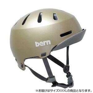 生活 雑貨 おしゃれ bern バーン ヘルメット MACON VISOR2.0 MT CHAMPAGNE XXXL BE-BM28H20SCH-07 お得 な 送料無料 人気