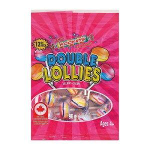 おやつ ロリポップ形のカラフルなラムネ菓子です♪
