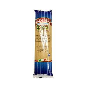 お取り寄せグルメ 食べ物 ボーアンドボン パエーゼミオパスタ スパゲッティ NO.5(1.77mm) 500g×24個 お得 な全国一律 送料無料