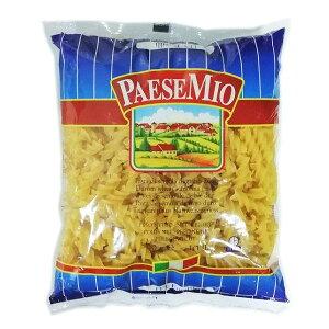 お取り寄せグルメ 食べ物 ボーアンドボン パエーゼミオパスタ フィジリ NO.113 500g×24個 お得 な全国一律 送料無料