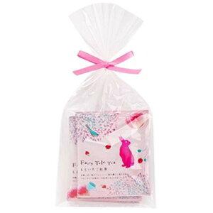 おとぎ話の世界をイメージした可愛いパッケージのフェアリーテールティーです。甘酸っぱいいちごのフレーバーにふんわりと優しい桃の香りを加えたフルーティーな味わいの紅茶です。 生