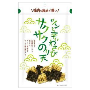 豊かな香りの海苔を油で揚げ、安曇野産わさびで味付けしたツンと辛いのり天です。 生産国:日本 内容量:70g 賞味期間:180日