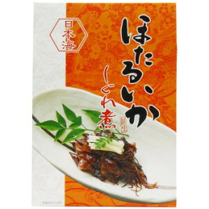 水産物関連 マルヨ食品 ほたるいかしぐれ煮(目有り) 120g×40個 05281 オススメ 送料無料