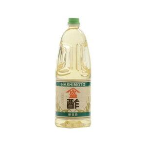 お取り寄せグルメ 食べ物 橋本醤油ハシモト 醸造酢 上酢 1.8L×8本 お得 な全国一律 送料無料