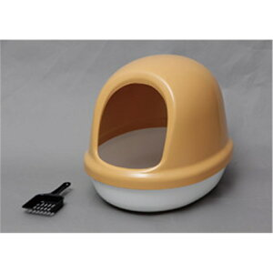 ペットトイレ 猫トイレ フルカバータイプ ネコのトイレ フルカバー カラー:三毛