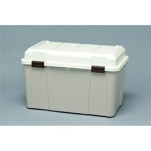 小型物置 ポリタンク収納 収納用品 ワイドストッカー カラー:ベージュ