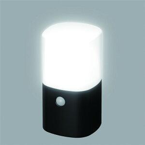 ガーデン センサーライト 電池式 置くだけの簡単設置 電池式LEDガーデンセンサーライト 角型