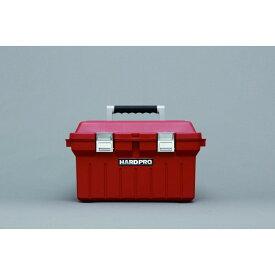 現場 道具入れ ゴム製グリップ ハードプロ46 カラー:レッド