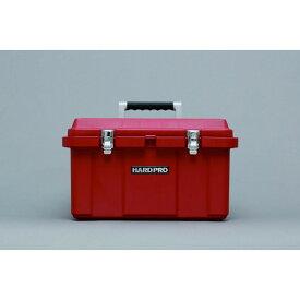 工場 道具入れ ゴム製グリップ ハードプロ50 カラー:レッド