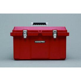 備品 道具入れ 踏み台 ハードプロ64 カラー:レッド
