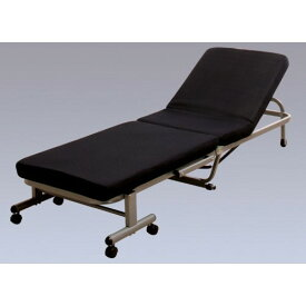 折りたたみ式ベッド 持運びに便利な,コンパクト タイプ 生活 ミニ折りたたみベッド ネイビー