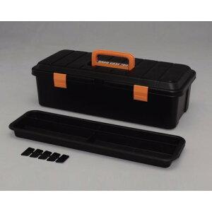 工具ケース 安全性と強度を併有 おすすめ ハードケース エコブラック