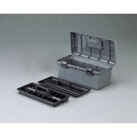 道具箱・工具箱 ハードな使用に耐えられる、機能 工具 ハードケース グレー