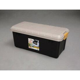 rvボックス レジャー用品、等の収納に 大型 RVBOXエコロジーカラー カーキ/ブラック 4点セット