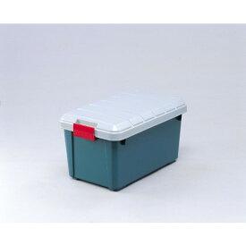 コンテナボックス 多目的、収納ボックス 頑丈 RVBOX 6点セット