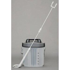 除草剤 噴霧器 不要な薬品を排出する洗浄モード付き 人気 電池式噴霧器ツインノズル