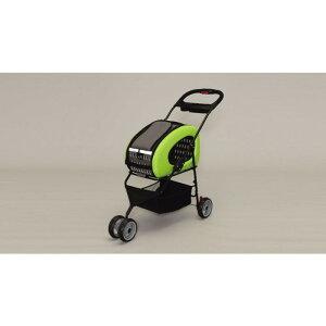 キャリーケース ペット 用品 ネコ 4通りの使い方ができる多機能ペットカート!グリーン