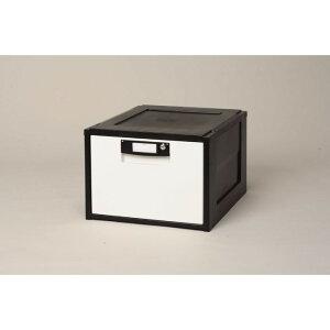 ファイルケース 引き出しやすい金属レールを採用 オシャレ オフィスチェスト