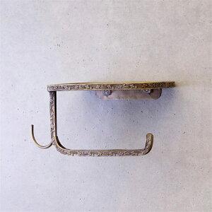 オットーネ[トイレットペーパーホルダー14045][真鍮]おすすめ 送料無料 誕生日 便利雑貨 日用品