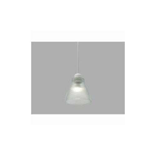 生活関連グッズ LEDペンダントライト LED電球セット Lapin ガラス調 Sサイズ クリアグリーン PL5LE17CG1G