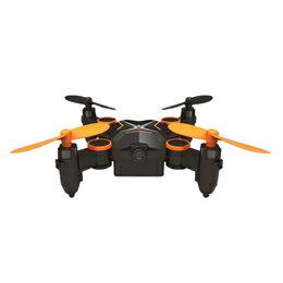 ラジコン 関連商品 ITPROTECH HDカメラ搭載 ミニドローン オレンジ YT-901HSOR